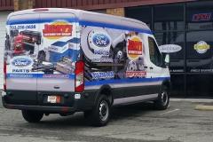 Jerrys Ford parts van